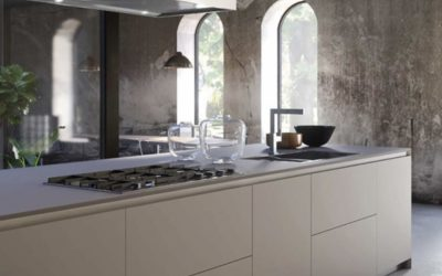 Master of Design, the Italians really know how to make a modern kitchen 'sing'!