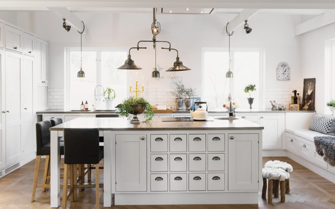 Smart Kitchens' Top 10 Tips: How to create a Stylish Kitchen